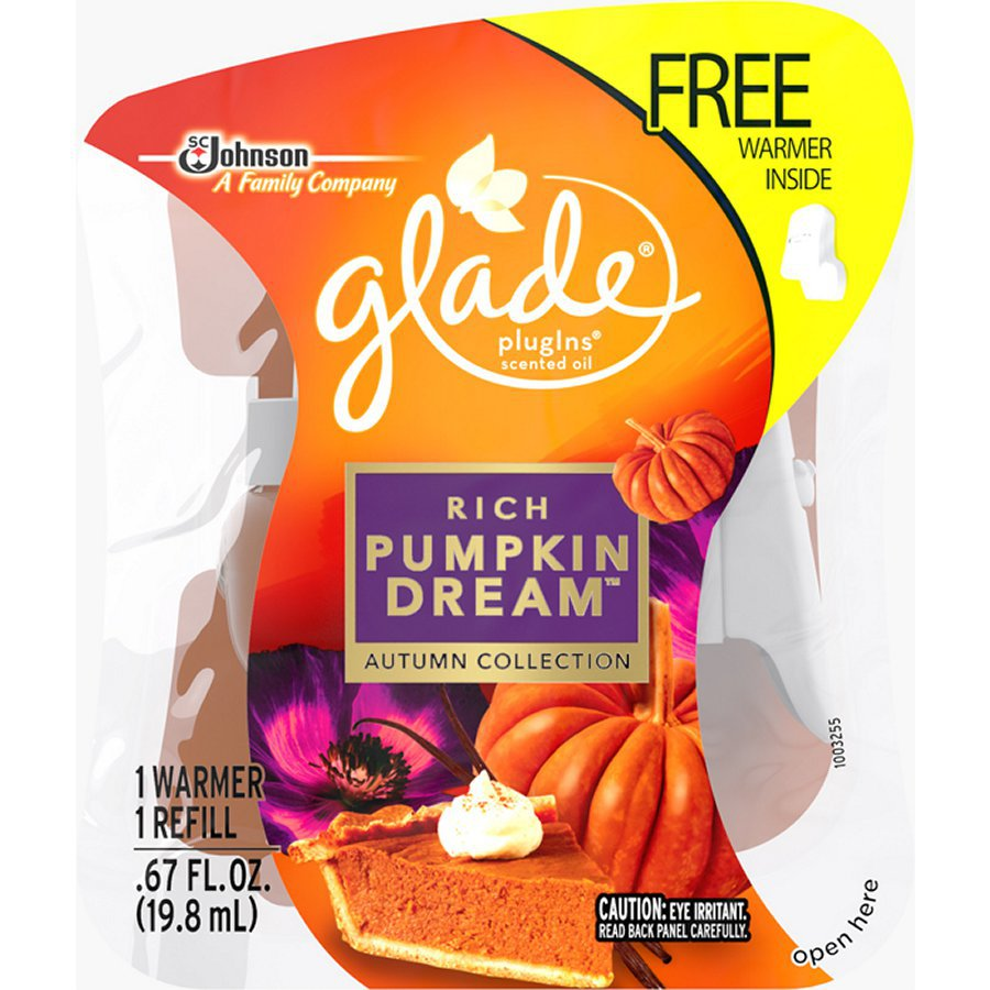 Glade Pumpkin Kit
