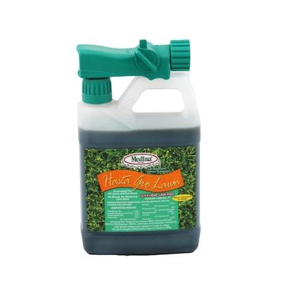 Medina 32-fl oz Lawn Fertilizer (12-4-8) at Lowes com