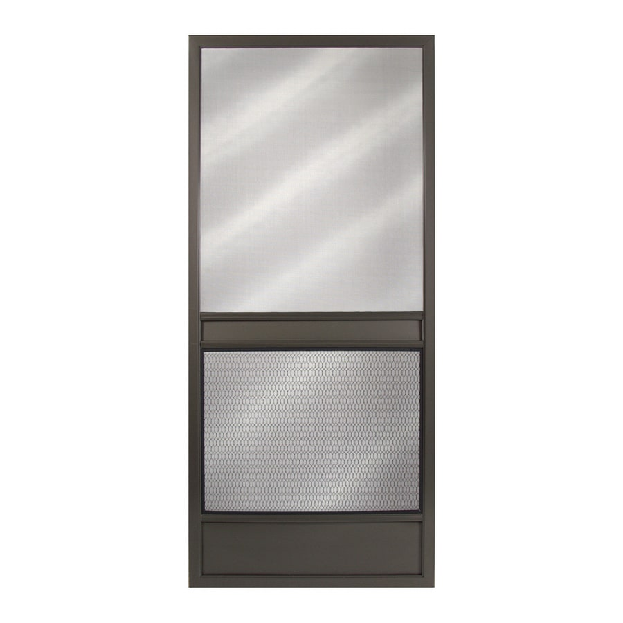 Gentil Columbia Mfg. 29 1/4 In Steel Screen Door