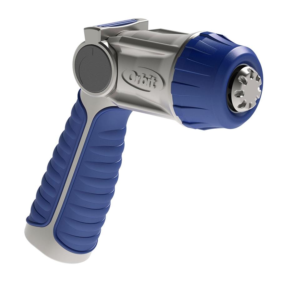 Shop orbit thumb control adjustable nozzle at lowes