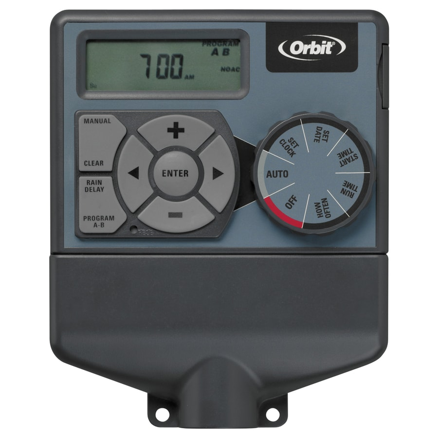 Orbit 6-Station Indoor Irrigation Timer
