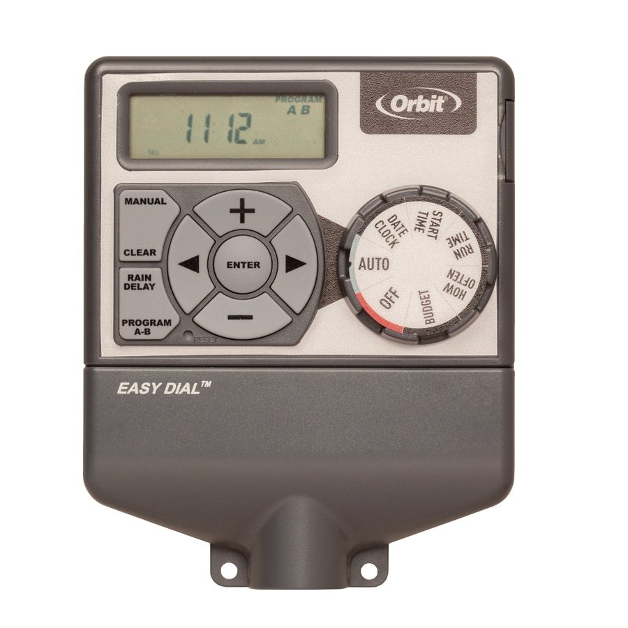 Orbit 6-Station Indoor Irrigation Timer