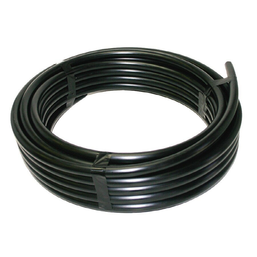 Orbit 50 Ft Polyethylene Riser Flex Pipe At Electrical Wiring Pipes