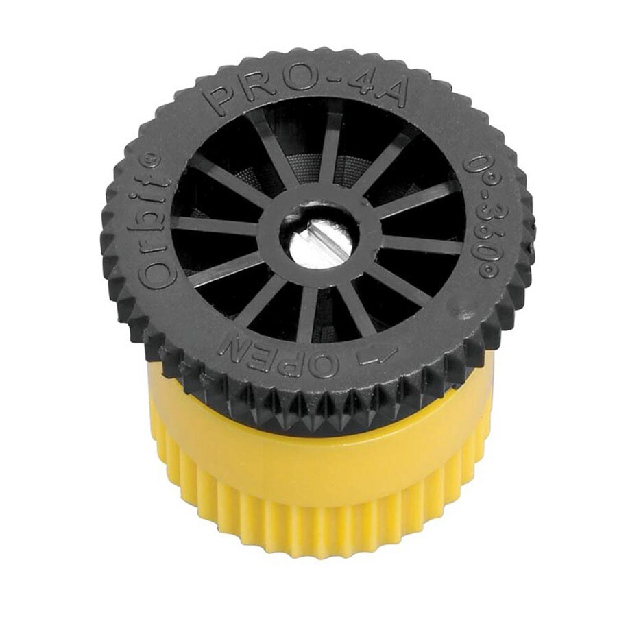 Orbit Plastic Adjustable Spray Head Nozzle