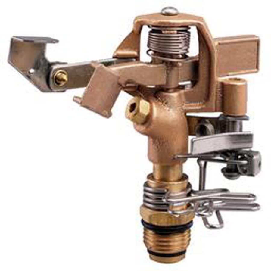 Orbit Brass Impact Sprinkler