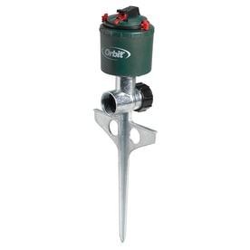 Orbit 5000-sq ft Impulse Tripod Lawn Sprinkler at Lowes com