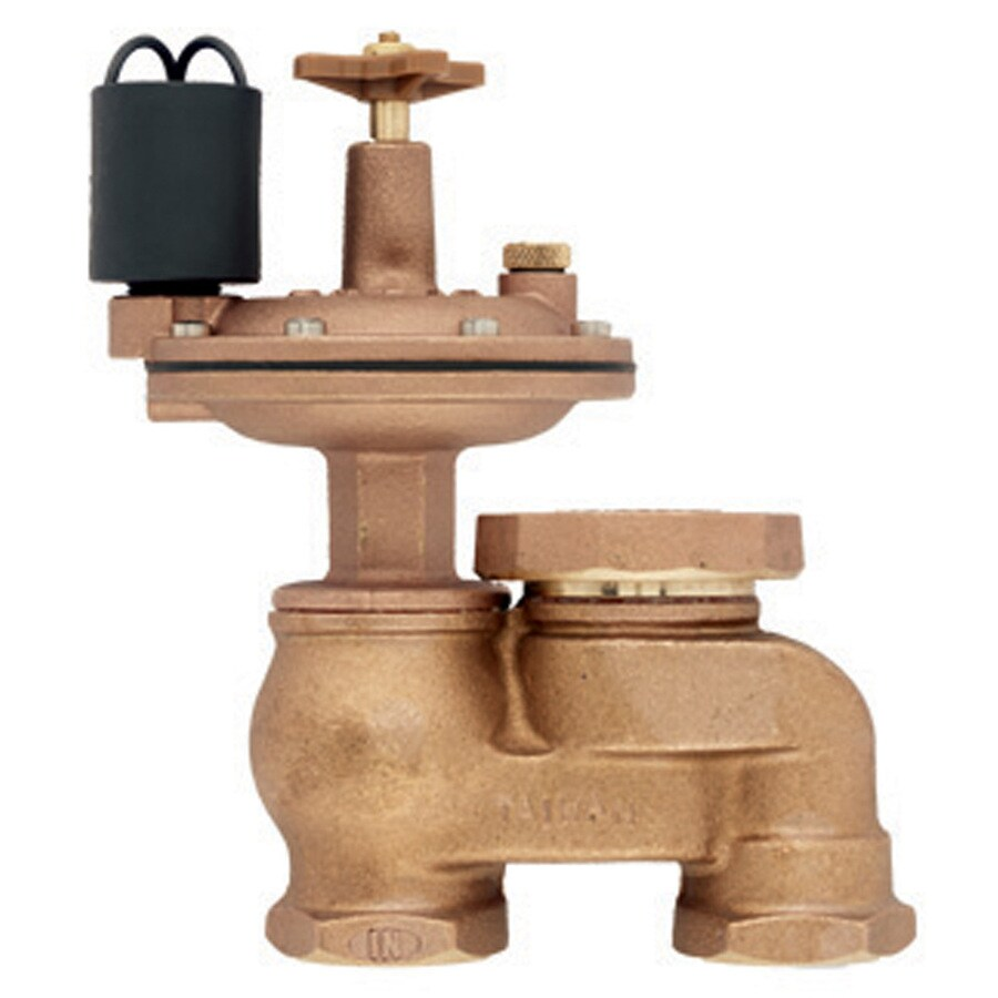 Orbit 3/4-in Brass Electric Anti-Siphon Irrigation Valve