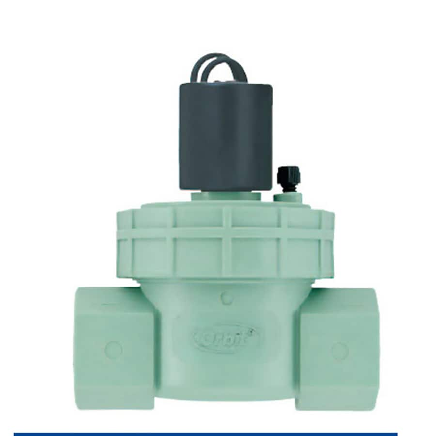Orbit 0.75-in Plastic Electric Inline Irrigation Valve
