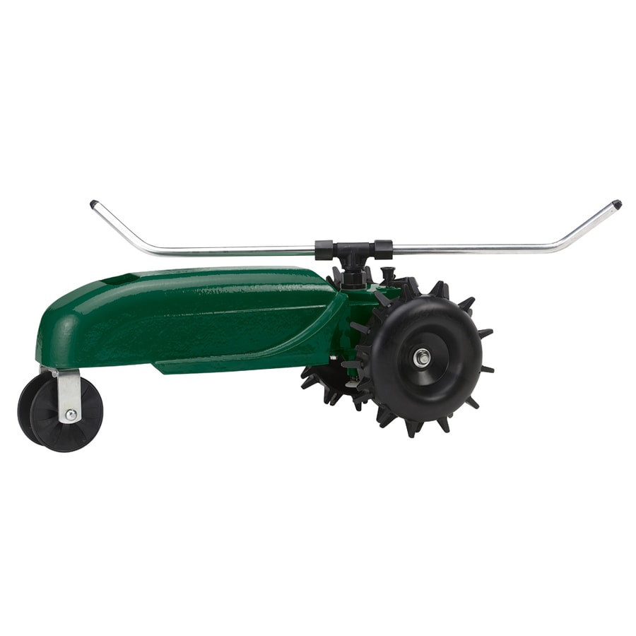 Orbit 13,500-sq ft Rotating Traveler Lawn Sprinkler