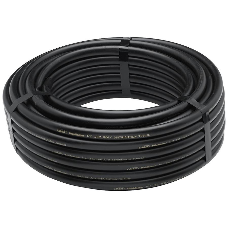 Orbit 1/2-in x 100-ft Polyethylene Drip Irrigation Distribution Tubing