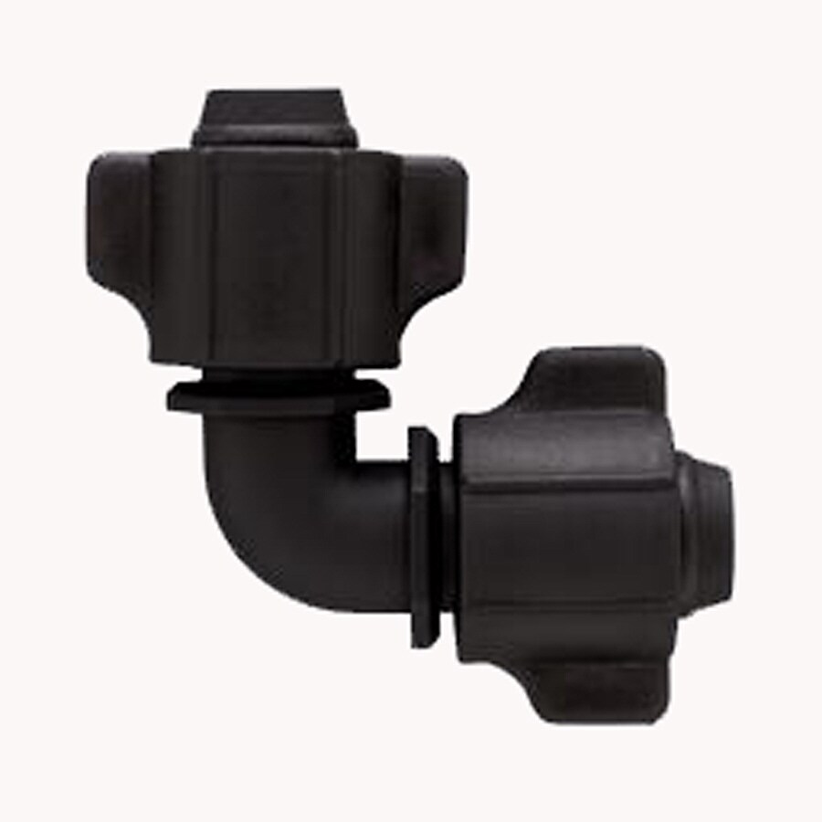 Orbit 1/2-in Polyethylene Drip Irrigation Elbow