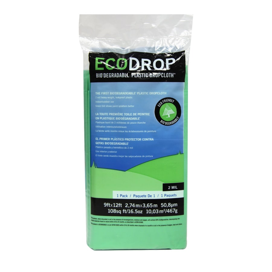 Trimaco 12-ft x 9-ft Drop Cloth