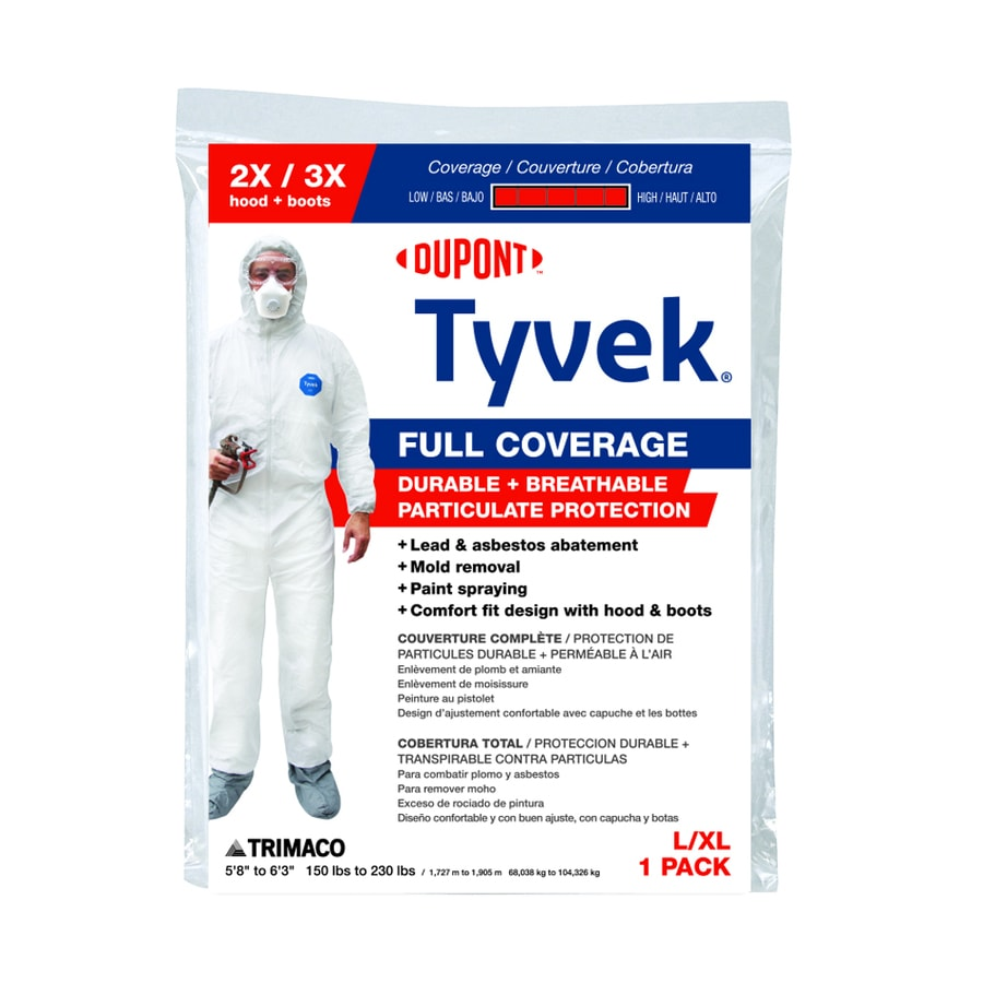Trimaco XXX-Large Non-Woven Laminate Paint Protective Coveralls