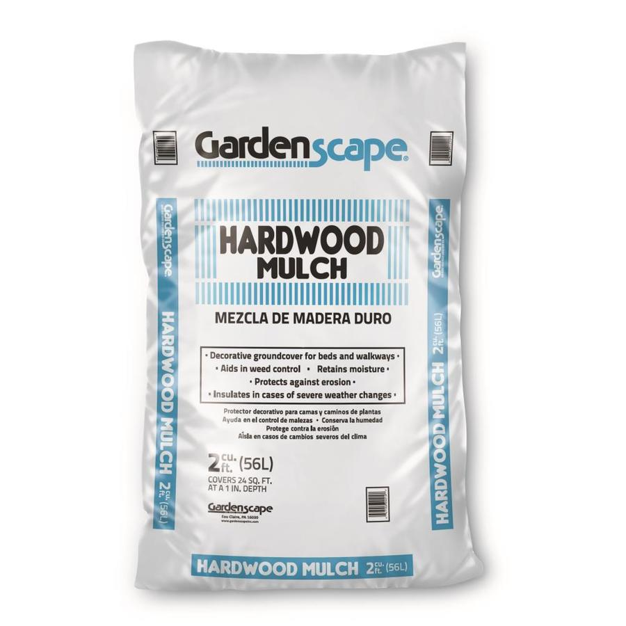 Gardenscape 2-cu ft Brown Bagged Mulch