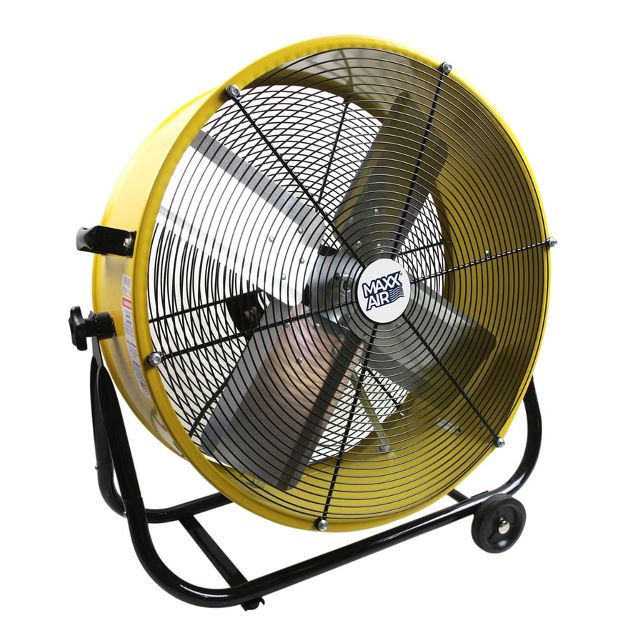 Flow Pro High Velocity Air Circulator : Utilitech pro in speed high velocity fan