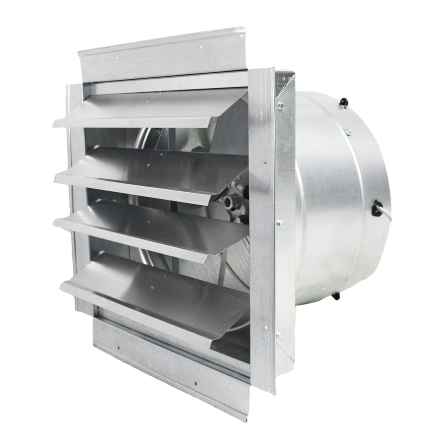 MaxxAir 14-in Through Wall Fan