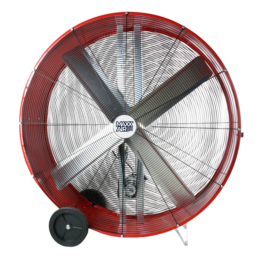 High Speed Fan : Shop maxxair in speed high velocity fan at lowes