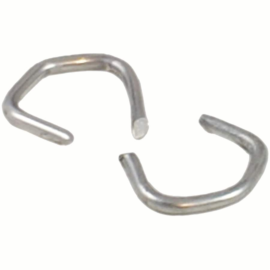 Shop Galvanized Steel Fence Hog Rings At Lowes Com