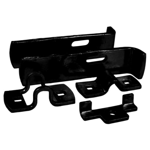 Vinyl Coated Metal Fence Gate Latch Chain Link Fence At