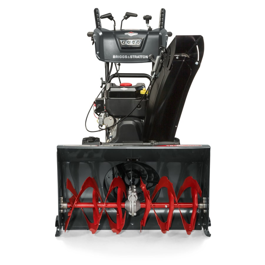 Briggs & Stratton 1530MDS 30-in Two-stage Gas Snow Blower Self-propelled