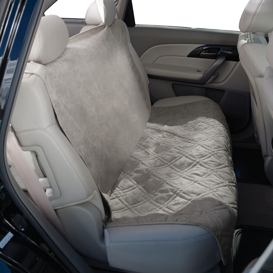 Cargo Mat Gray Duck (Canvas) Chair Slipcover