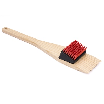 Cool Clean Wood Grill Brush
