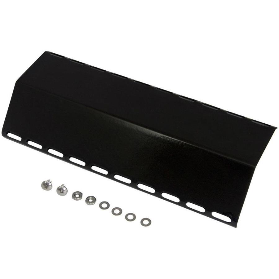 Char-Broil Adjustable Length Porcelain-Coated Steel Heat Plate