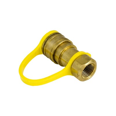 Quick Connect Hose >> 3 8 In Brass Quick Connect