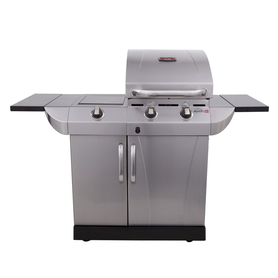 Char-Broil TRU-Infrared Commercial 2-Burner Liquid Propane Gas Grill