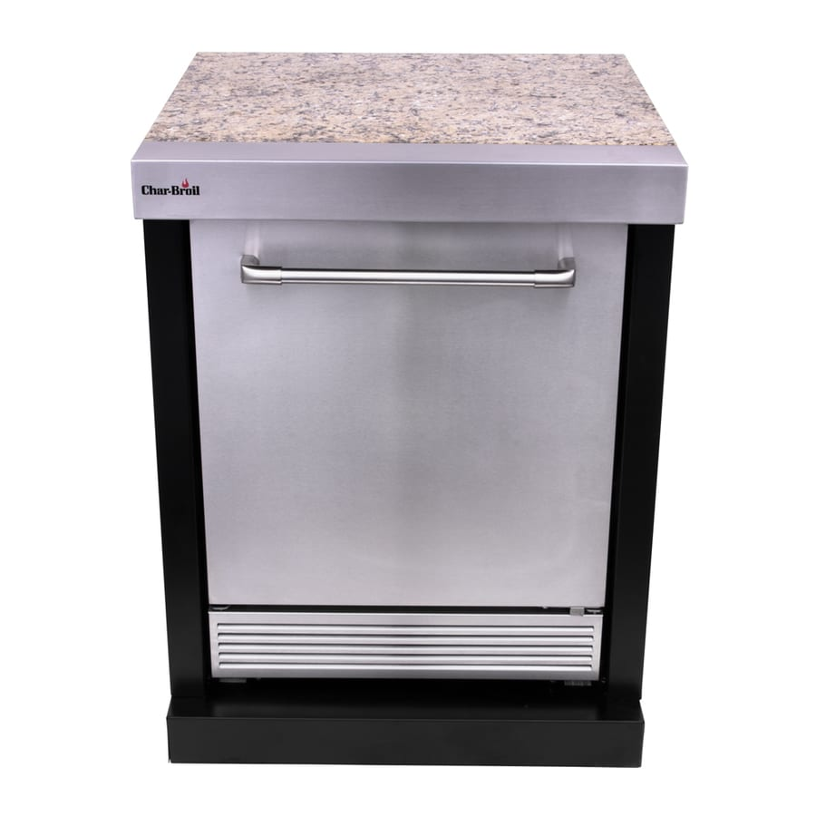 Lowes Outdoor Kitchens: Char-Broil Modular Outdoor Kitchen Medallion Modular