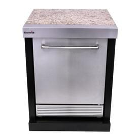 Char Broil Modular Outdoor Kitchen Modular Refrigerator