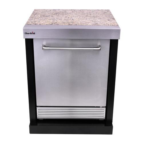 Char-Broil Modular Outdoor Kitchen Medallion Modular Refrigerator