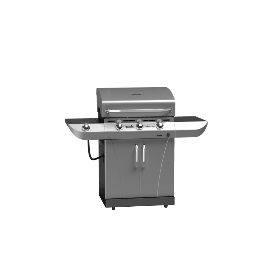 Char-Broil Commercial 3-Burner Liquid Propane and Natural Gas Grill