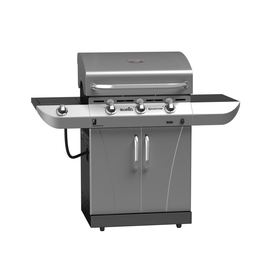 Char Broil Commercial 3 Burner Liquid Propane And Natural Gas Grill