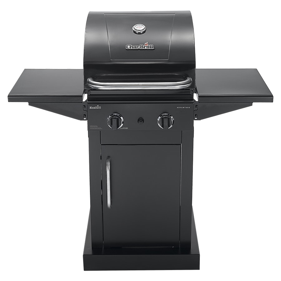Char-Broil Advantage 2-Burner (20,000-BTU) Liquid Propane Gas Grill