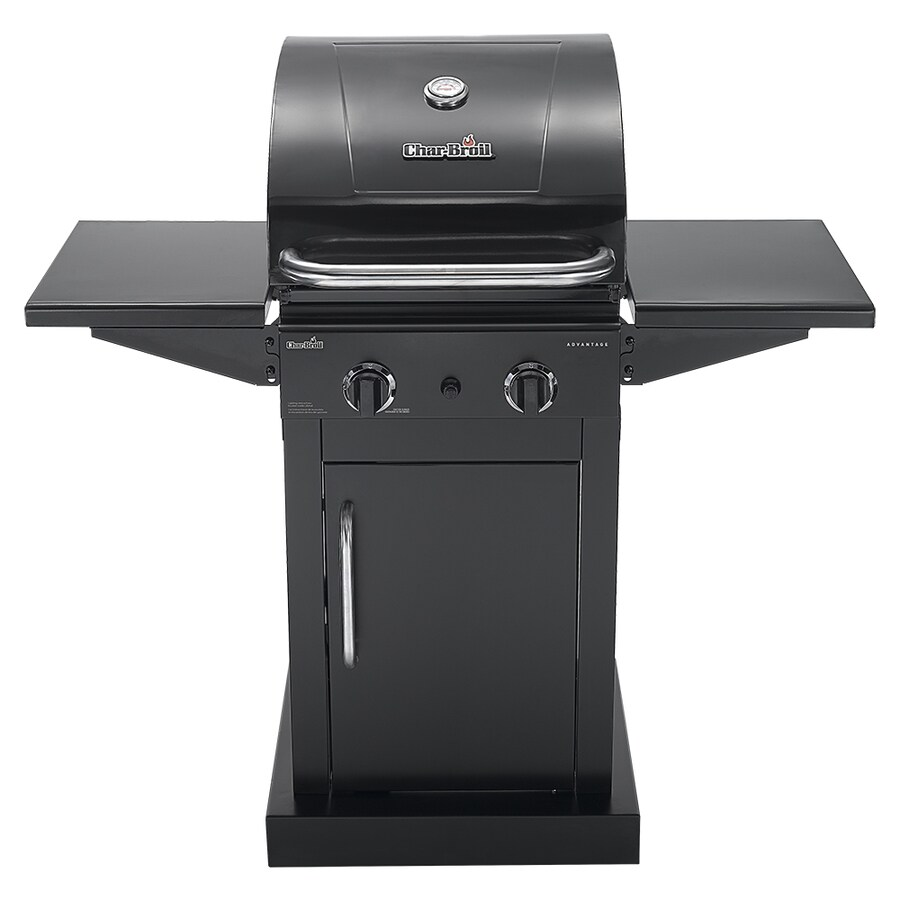 Char-Broil Advantage Black 2-Burner Liquid Propane Gas Grill