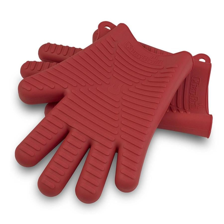 Char-Broil Red Silicone Grill Glove