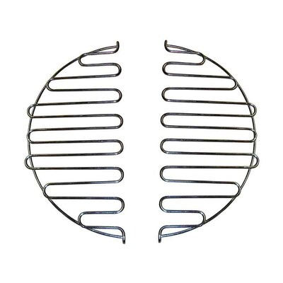 onlyfire 2pcs Chicken Leg Rack Fits for Char Broil Big Easy Hang Up to 12 Chicken Legs or Wings