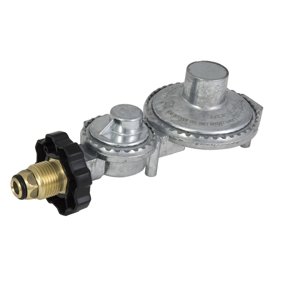Char-Broil Dual-Stage Propane Tank Regulator