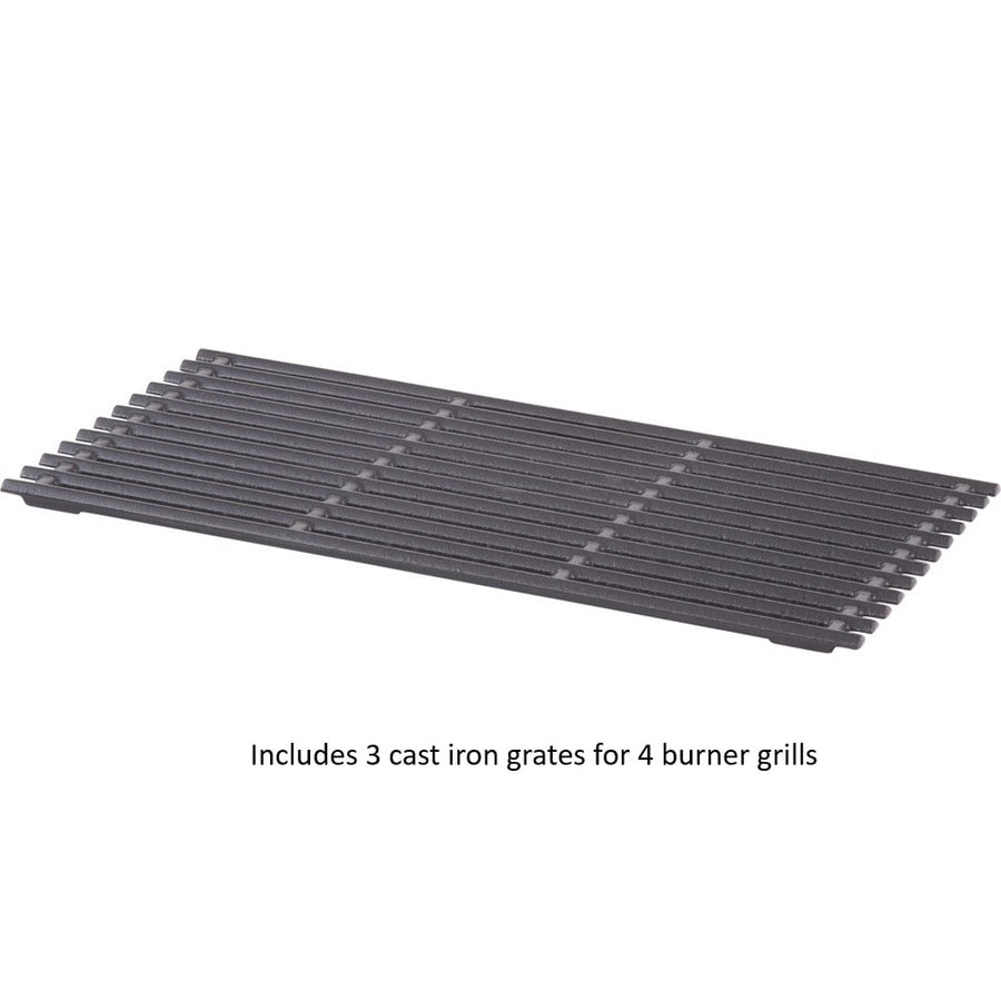 Char Broil Replacement Grate Pack 4b Ir At Lowes Com