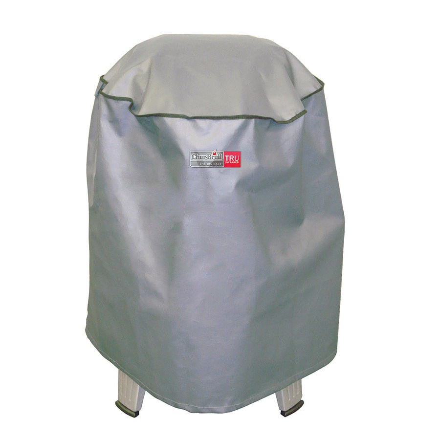 Char-Broil Big Easy 24.5-in x 28.5-in PVC Vertical Smoker Cover