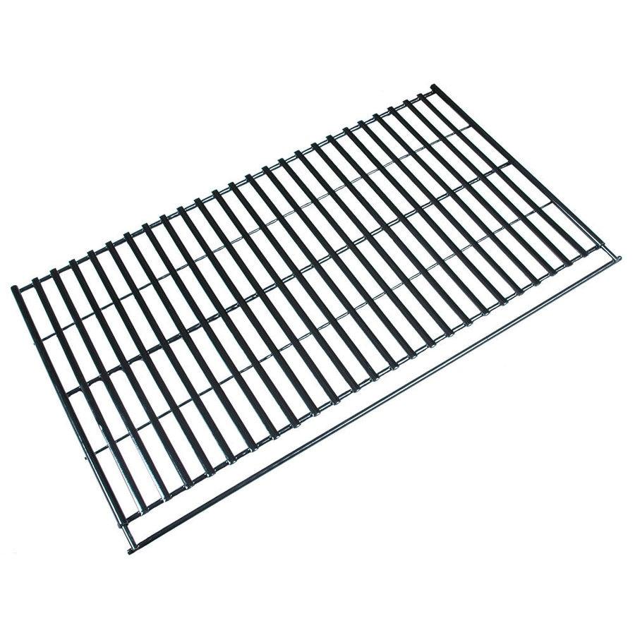 Char-Broil Adjustable Length Rectangle Porcelain-Coated Steel Cooking Grate