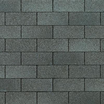 Owens Corning Supreme 33 33 Sq Ft Estate Gray 3 Tab Roof Shingles