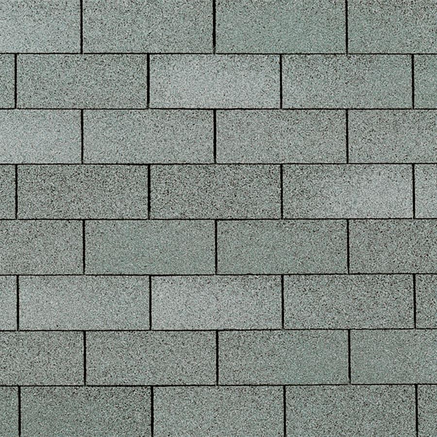 Owens Corning Supreme 33.3-sq ft Aspen Gray Traditional 3-Tab Roof Shingles
