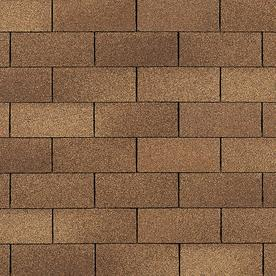 Owens Corning Supreme 33 Sq Ft Desert Tan 3 Tab Roof Shingles
