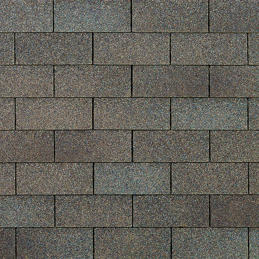 Owens Corning Supreme 33.3-sq ft Driftwood Traditional 3-Tab Roof Shingles