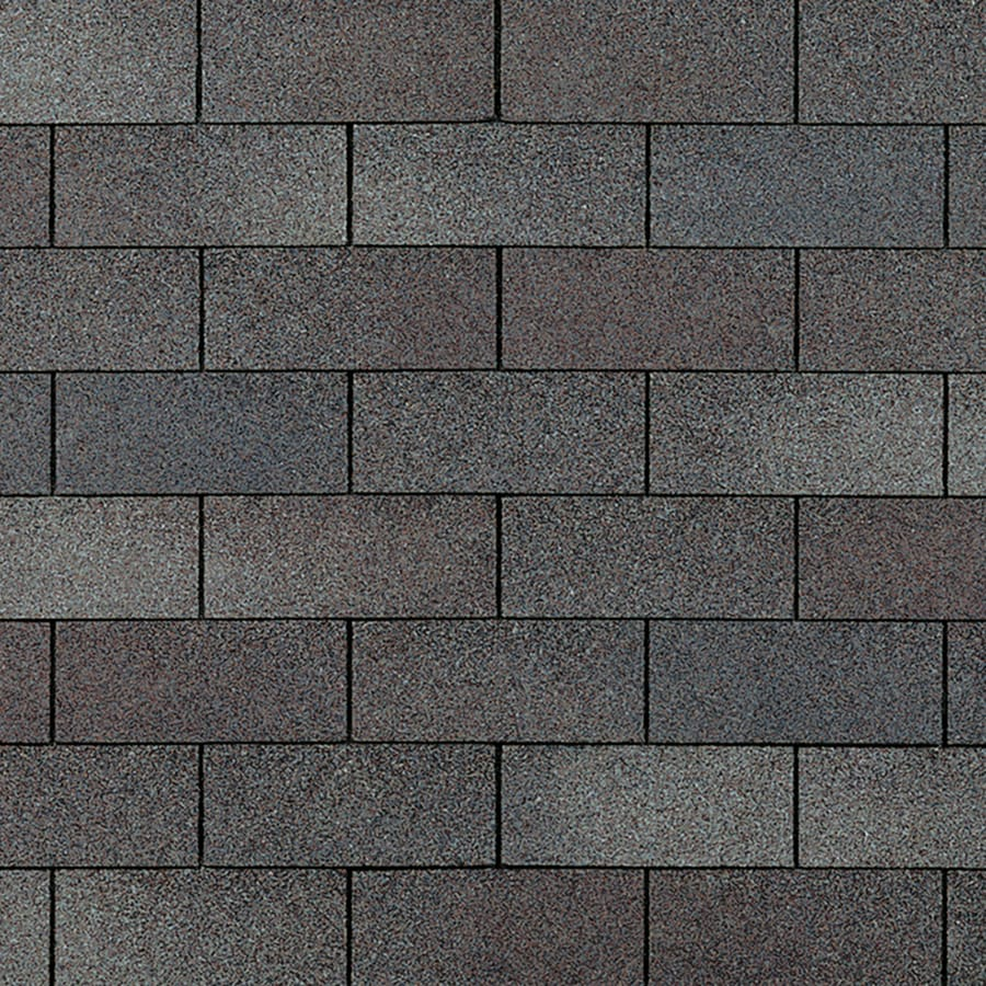 Owens Corning Supreme 33.3-sq ft Weathered Wood Traditional 3-Tab Roof Shingles