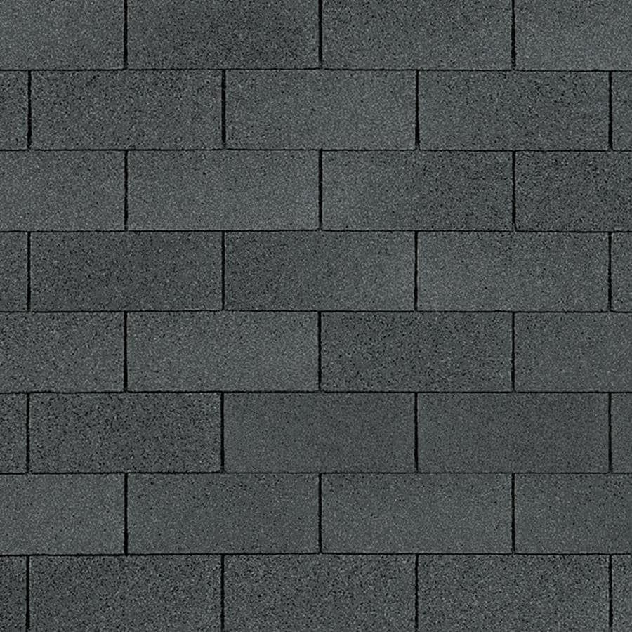 Owens Corning Supreme 33 33 Sq Ft Oxford Gray 3 Tab Roof
