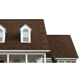 Owens Corning Oakridge 32 8 Sq Ft Brownwood Laminated