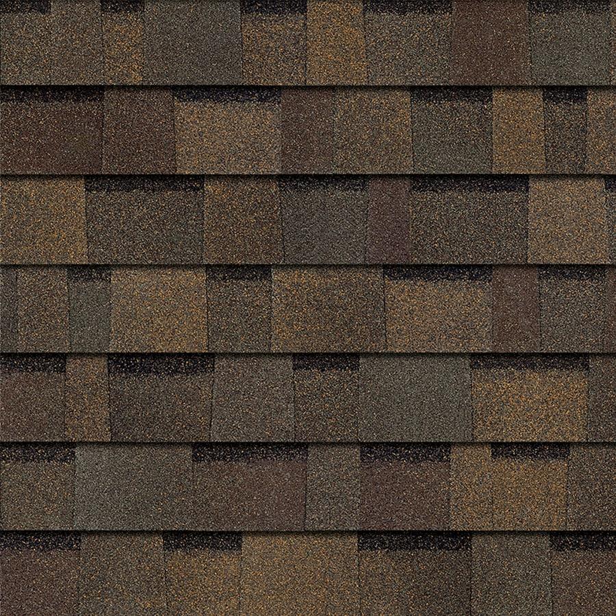 Owens Corning Oakridge 32.8 Sq Ft Teak Laminated Architectural Roof Shingles